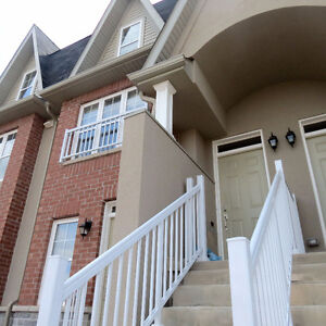 New Townhouse 2 Bed & 2.5 Bath with Terrace
