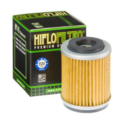 OIL FILTER HIFLO HF143 FOR <em>YAMAHA</em> TW125 5EK5RS 1999   2004