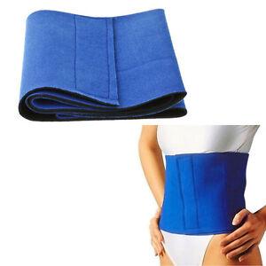 Good Waist Trimmer Exercise Belt Slimming Burn Fat Sauna