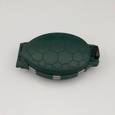 ESFISHING Mini Fishing Tackle Boxes Hook Storage Case Compartments Box Fish