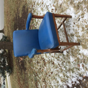 Chairs and Rocking chair - need TLC