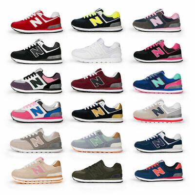 New Balance 574 Shoes Uomo Scarpe da donna Leisure Sea Escape Sneaker Shoes IT