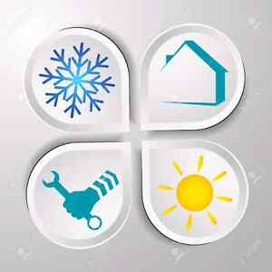 FURNACE & AIR CONDITIONER. AFFORDABLE INSTALLATIONS.