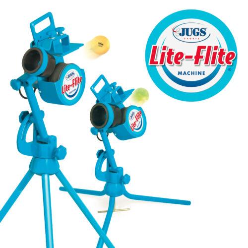 JUGS Lite-Flite Pitching Machine! for Baseball  Softball Curves Sliders Fastball