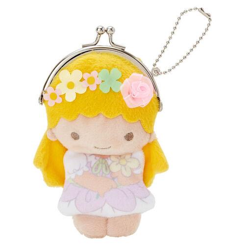 Sanrio Little Twin Stars La La Fairy Key Chain Coin Bag / Coin Purse