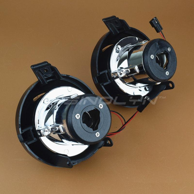 For Chevrolet Cruzeorlando Hid Bi Xenon Foglights Projector Lens