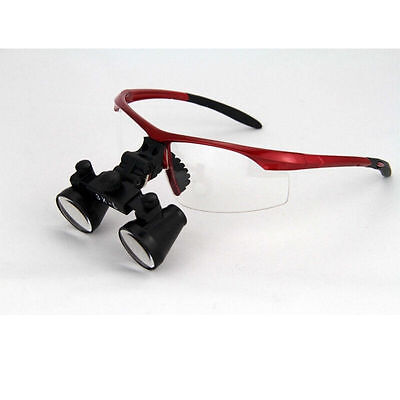 Dentist Binocular Loupes 3.0x Magnifying Dental Surgical Magnifier 280-600mm