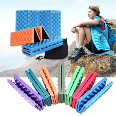 Outdoor Travel Folding Camping Mat Seat Foam Picnic Mat Folding Beach Mat Pad