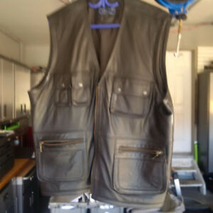Men's XXL Motorcycle Riding Vest