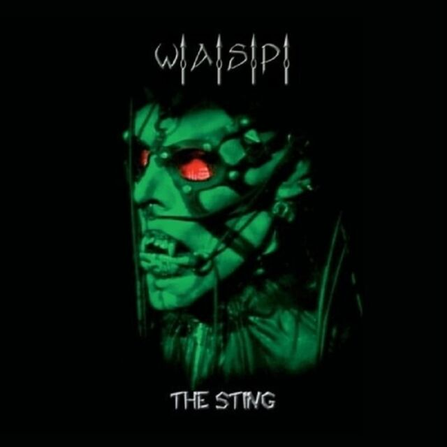 W.A.S.P. - THE STING (LIMITED EDITION) 2 VINYL LP NEU