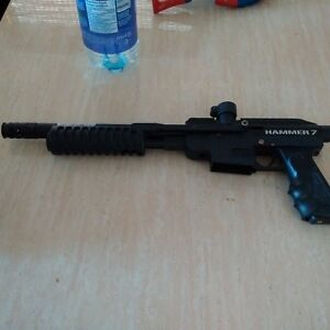 Looking for a spyder Hammer 7 paintball marker