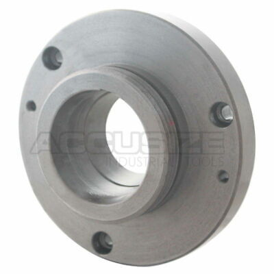 L-00 Type Adaptor For 3 Jaw-chuck Diameter 6 Spindle Taper L-00 2700-0500