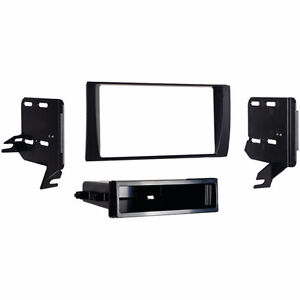 Single or Double DIN Installation Dash Kit for 2002-2006 Toyota