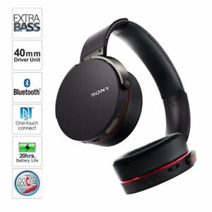 Sony XB EXTRA BASS Over-Ear Wireless Headphones - Black$155.00