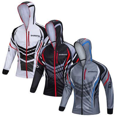 2020 New Fishing Shirt Jersey Men Clothing Fishing Long Sleeve Zipper Hoddies