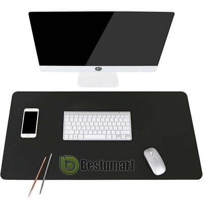 Non-slip Desk Pad Waterproof Pu Leather Work Desk Protector Ultra Thin Large Mat