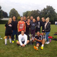 FILL IN PLAYERS COED SOCCER FREE FOR AUGUST 2nd