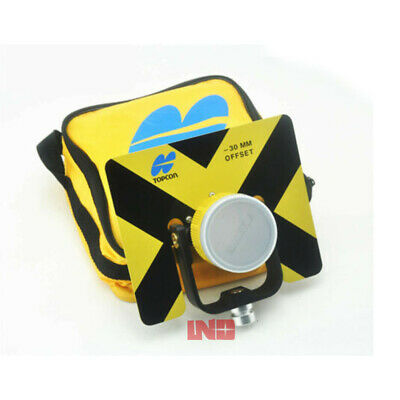 New All Metal Single Prism -30mm0mm For Topcon Total Stations Surveying