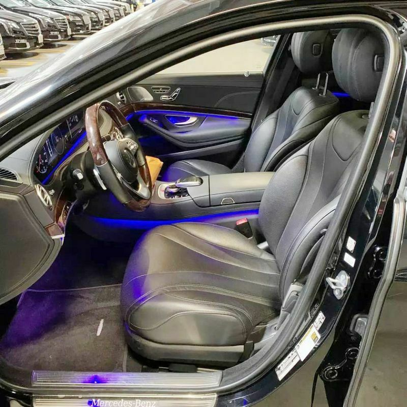 Image 8 Voiture Européenne d'occasion Mercedes-Benz S-Class 2019