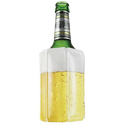 Vacu Vin Bier Kühlmanschette Bierkühler Flaschenkühler Wein Getränke Bier Kühler