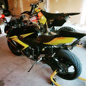 2006 Suzuki GSXR 750
