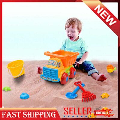 Baby Beach Toys (Toys Car Beach Suit Baby Play Sand Dug Bucket Assorted Child Toy Birthday)