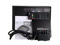 KODI MXQ PRO Quad Core Android 6.0 TV Box Fully Loaded Free 4K Live Sports Movie NEW BUY NOW