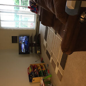 Urgent sublet 1 spacious bedroom maples