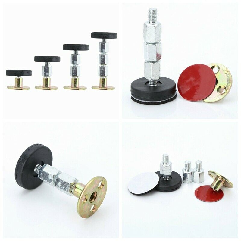Adjustable Threaded Bed Frame Anti-Shake Tool Bed Headboard Easy Stopper A5U0