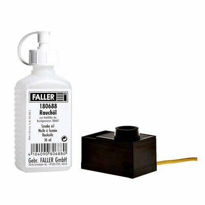 Fumigène pour maquettes-Z-N-HO-FALLER 180690