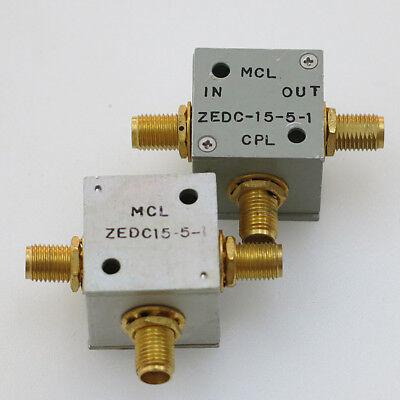 1pc Mini-circuits Zedc-15-5-1 Sma Rf Coaxial Directional Coupler