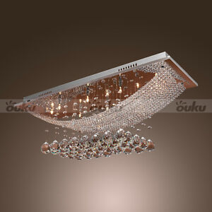 Crystal Chandelier for Dining Room,Kitchen,Living Room NEW