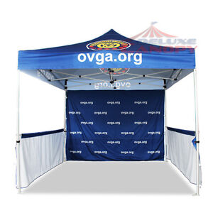 CUSTOM CANOPY TENTS, FLAGS, TABLE COVERS, INFLATABLES Peterborough Peterborough Area image 5