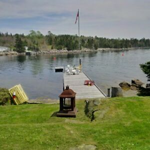 Beautiful Seaside Home near Chester NS