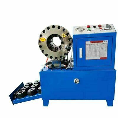 Hydraulic Hose Crimping Machine 14 To 24shsp 31.5mpa System Us