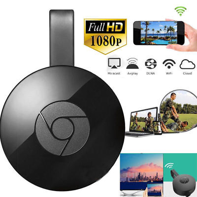 For Chromecast 2 Wireless Media Streaming Hdmi Dongle Tv Stick 2 4G 1080P Hd Tv