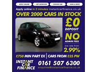Vauxhall Corsa Sxi Ac Hatchback 1.4 Manual Petrol GOOD / BAD CREDIT
