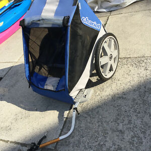 Chariot Double Bike Trailer Only