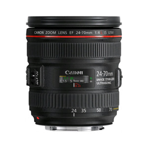 Brand New Canon EF 24-70mm F4L IS USM Lens
