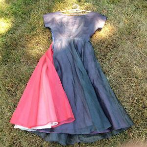 Vintage prom  dress 1950's