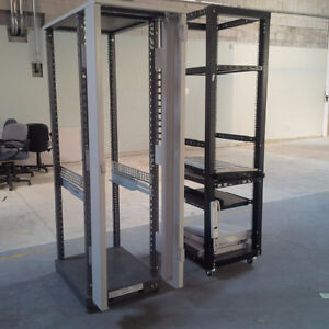 "18x26x78"" server racks Kitchener / Waterloo Kitchener Area image 1"