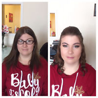 Freelance Makeup Artist and Hairstylist