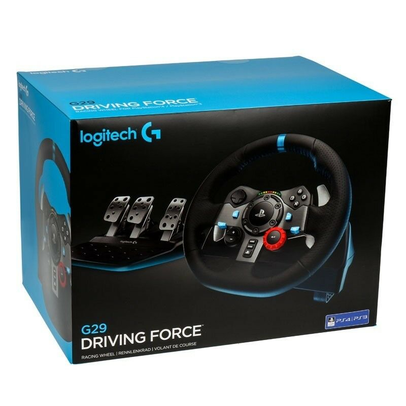 Brand New & Sealed Logitech G29 Steering Wheel