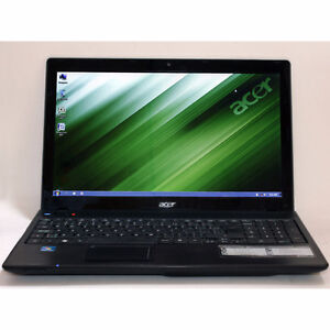 Acer Aspire 5742 Laptop i5 HDMI DVDRW Webcam 6GB RAM 640GB WiFi