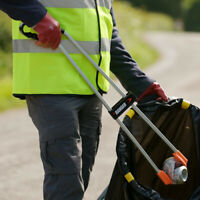 COMMERCIAL LAWN CARE -- LITTER PICKING – JUNK REMOVAL