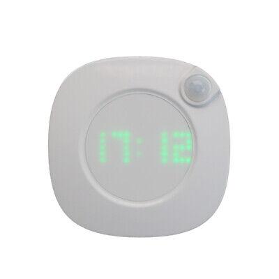 Halloween Light Displays 2019 (LED PIR Motion Sensor Night Light Under Cabinet Cupboard Lamp With Time)