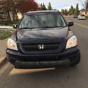 2004 Honda Pilot Ex SUV, Crossover