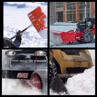 Owner Operated Winter Maintenance Companies! Contracts Available