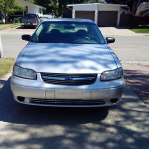 2003 Chevrolet Malibu Sedan in great condition REDUCED PRICE !!!