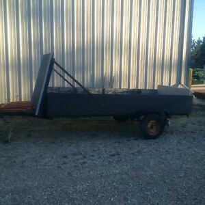 4x10 trailer with ramp